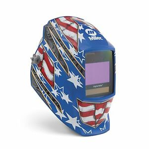 Miller Stars Stripes Iii Digital Elite Helmet 281002