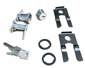 64 65 Falcon 65 Fairlane 61 64 Thunderbird Ignition And Door Lock Set 1554b