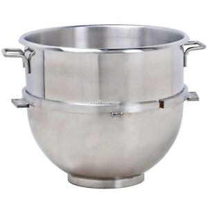 Stainless Mixing Bowl 60 Qt Quart Compatible With Hobart 7060