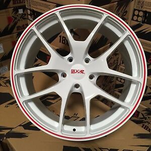 Xxr 518 White 19 43 Wheels Rims 5x120 10 16 18 Honda Odyssey Ex Elite Touring