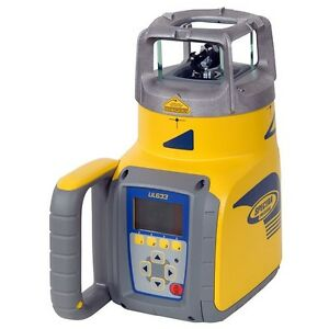Spectra Ul633 Universal Grade Laser 2 600 Foot Operating Range Self leveling