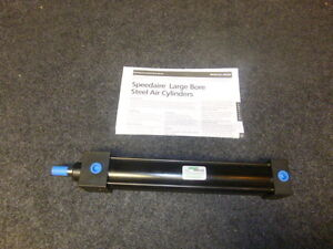 New Speedaire 8 Stroke 1 5 Bore Double Acting Air Cylinder 4mu26