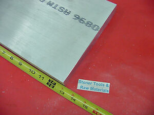 2 X 8 Aluminum 6061 Flat Bar 13 Long Solid T6511 2 00 Plate Mill Stock