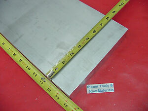 2 X 8 Aluminum 6061 Flat Bar 15 Long Solid T6511 2 00 Plate Mill Stock