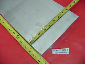 2 X 8 Aluminum 6061 Flat Bar 17 Long Solid T6511 2 00 Plate Mill Stock