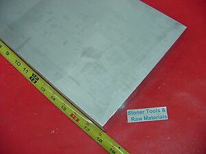 2 X 8 Aluminum 6061 Flat Bar 18 Long Solid T6511 2 00 Plate Mill Stock