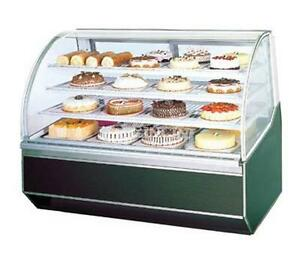 Turbo Air Display Case Refrigerated Bakery Tb 5r
