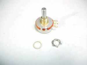 Lot Of 4 Ohmite Variable Resistor Rv4naysj501a 500 Ohm New