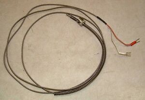 Type J Thermocouple Barber Coleman probably