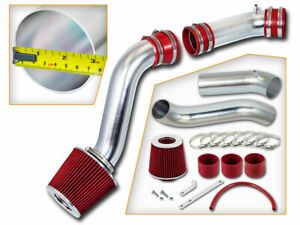 Red Cold Air Intake Kit filter For 90 95 Ford Thunderbird 3 8l V6 Supercharged