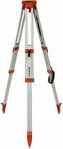 Adirpro Flat Head Aluminum Tripod Survey Contractor Laser 5 8 X 11 Thread
