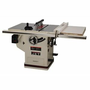 Jet 10 Deluxe Xacta Table Saw 708674pk Free Shipping