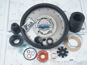 Ford Galaxie 1965 68 Midland Brake Booster Major Repair Kit 9 1 2 Can