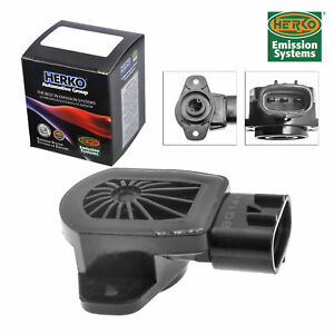 Herko Throttle Position Sensor Tps6040 For Chevrolet Suzuki Tracker 99 06