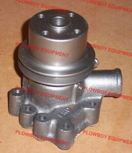 Sba145016510 Water Pump For Ford Compact Tractor Model 1710 1983