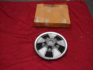 66 67 Dodge Charger Coronet R t Dart Gt Gts Nos Mag Hubcap