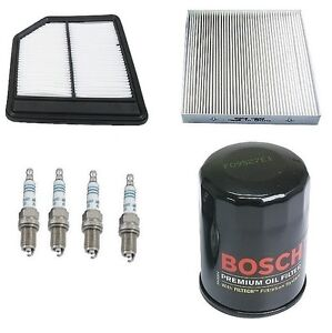 For Honda Civic 06 09 Tune Up Kit Bosch Oil Cabin Air Opparts Air Filters Plugs