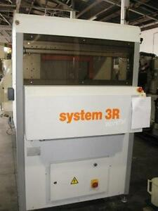 1998 System 3r Workpal Robot For Edm