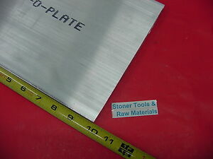 1 2 X 10 X 10 Aluminum 6061 Flat Bar Solid T6511 New Mill Stock Plate 50