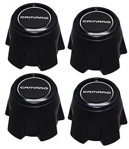 1983 1987 Chevy Camaro 14 Steel Rally Wheel Hub Center Cap Set Of 4 New
