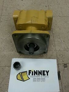 John Deere Jd 450j 550j 650j Hydraulic Pump Dozer At224355 At209862 Crawler New