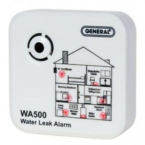 General Tools Wa500 Water Alarm