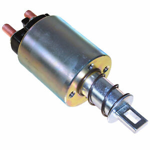 Starter Solenoid For Ford Holland Tractor 1000 1500 1600 1700 1900 1910 2110