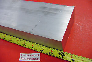 2 X 4 Aluminum 6061 Flat Bar 24 Long Solid T6511 2 00 Plate New Mill Stock