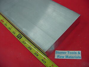 1 2 X 6 Aluminum 6061 Flat Bar 40 Long 500 Solid T6511 Plate Mill Stock