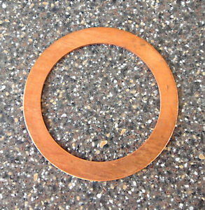 Ford Small Block V8 Brass Thrust Washer For Dual Idle Gear Drive Cam Gear