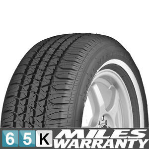 New 195 65r15 Cooper Trendsetter Se Bw All season Tire 195 65 15 Set Of 4