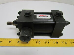 Fab106921 1 000 Pneumatic Air Cylinder 2 bore 1 stroke Trunnion Mount 250psi