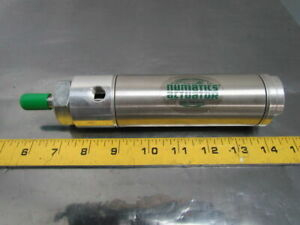 Numatics Actuator 1750d01 03a Pneumatic Air Cylinder 1 3 4 Bore 3 Stroke