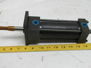 Stilson Rcp58201 R Pneumatic Air Cylinder Rota clamp2 Bore 90 Degree Right Hand