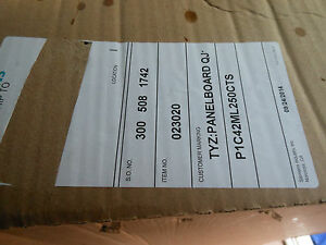 Siemens 200 225 Amp 208y 120 Type Bl Main Circuit Breaker Panel Board Warranty