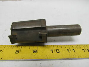 Great Lakes Tools 4111 96 3 4 Shaft 1 3 4 Cutting Head Used For Milling