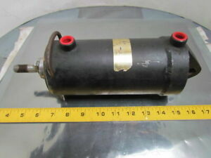 C m Smillie 5 94 Cla 281 Hydraulic Cylinder 3 1 4 Bore 5 Stroke Clevis Mount