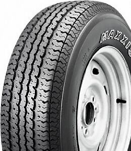 Maxxis Tl15700000 M8008 Radial Trailer Tire St205 75r15