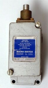 Honeywell Micro Precision Limit Switch Lever Rotary 202ls1