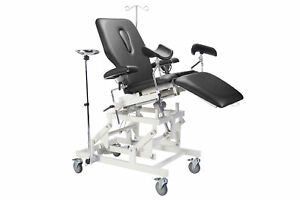 Everyway4all Black Ca230 Gyneko Gynaecological Examine Medical Treatment Table