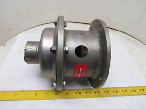 1 1 2 Stainless Steel Centrifugal Food Grade Suction Pump Single Stage