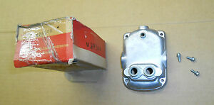New Vintage Fairbanks morse Magneto Distributor Cap Cover V2430a