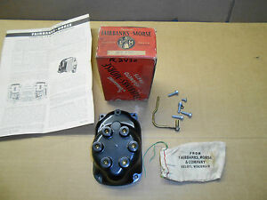 Vintage Magneto In Stock   JM Builder Supply and Equipment Resources