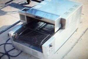 Conveyor Electric Oven C top W Speed Heat Controls 220v 900 Items On E Bay