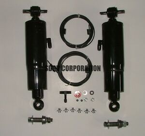 1971 1975 Pontiac Grandville Gabriel Air Shocks Ext 20 27 Comp 13 04
