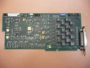 Rolm Phonemail Sp 98d5001 16 Channel Isdn vpa Circuit Card
