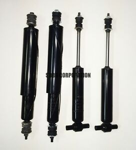 1961 1964 Cadillac Series 60 Fleetwood Gabriel Gas Shocks Front