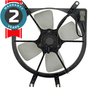 New 620 204 Radiator Fan Assembly Without Controller 1992 1998 Fits Honda Civic