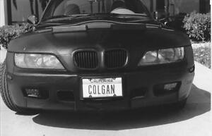 Colgan Front End Mask Bra 2pc Fits Bmw Z3 2 3 2 5 2 8 3 0 Roadster 97 02 W tag