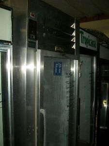Refrigerator Traulson s s Ext One Glass Door Cooler 115v 900 Items On E Bay